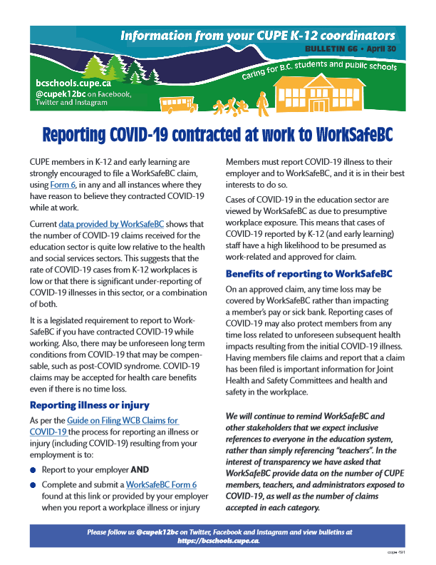 thumbnail of Bulletin-66-Reporting-COVID-Apr-30